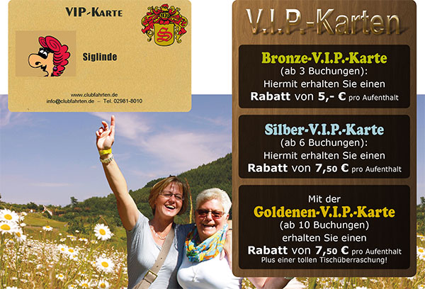 VIP-Karte